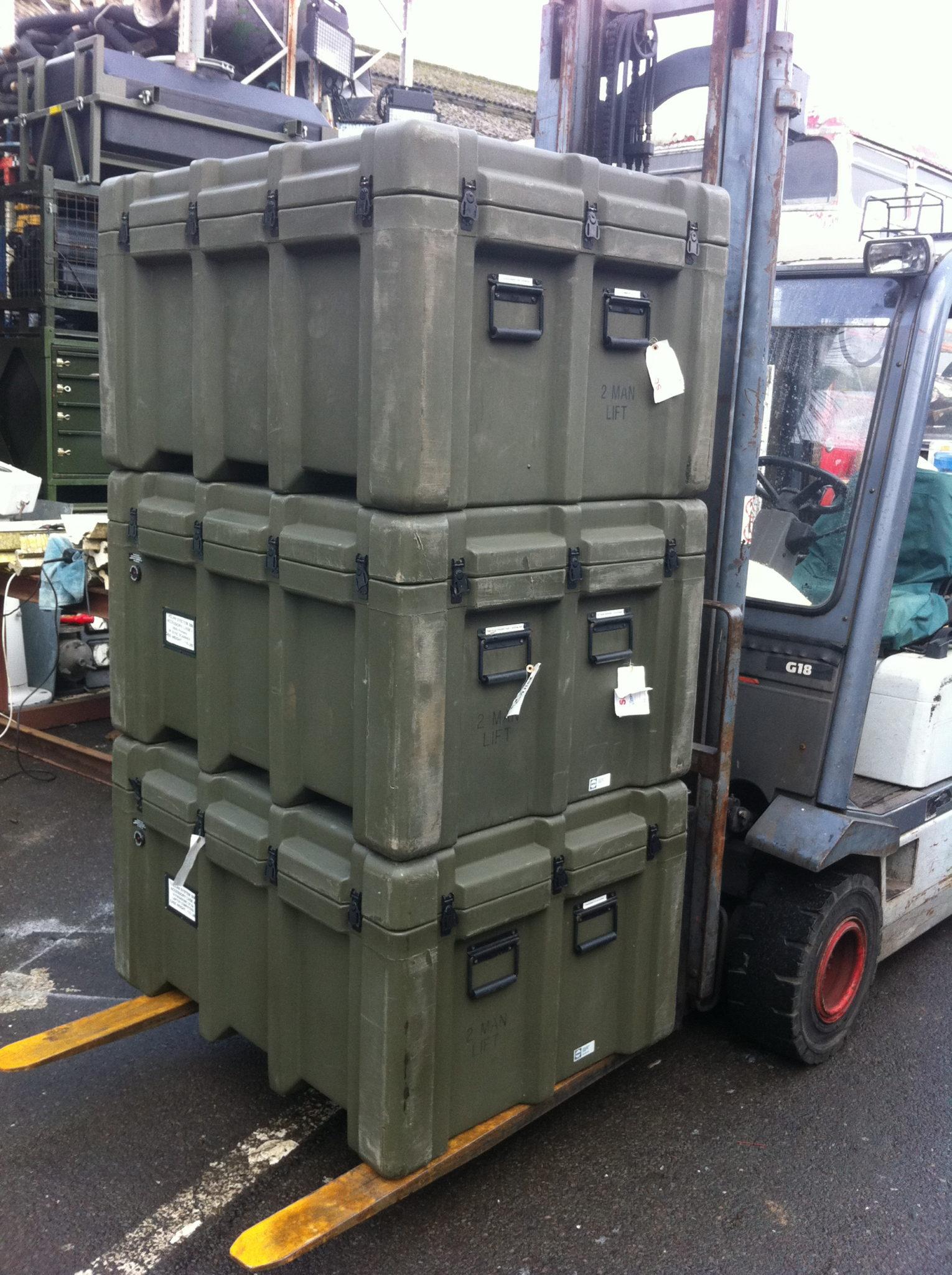 Large Transit Cases - Large Transit Case 5 Available