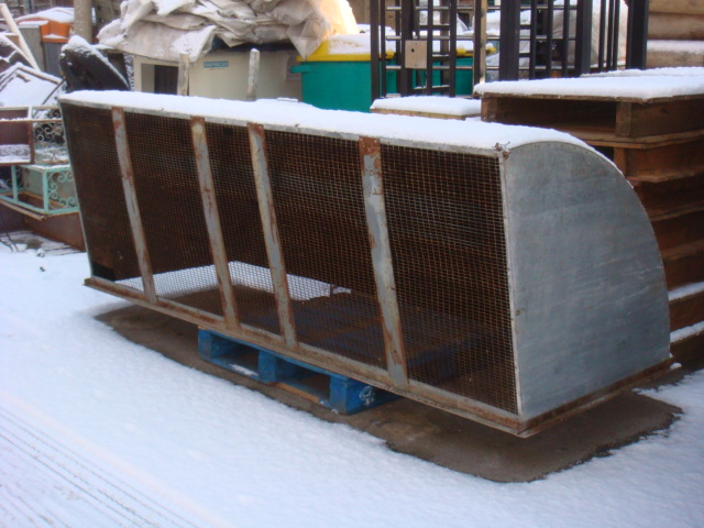 Large Ventilation Duct - Large Ventalation Duct