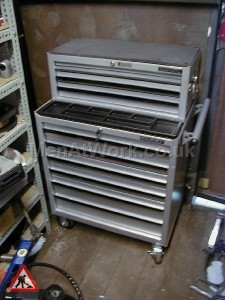Mechanics Tool Trolley - Mechanics Tool Trolleys (2)