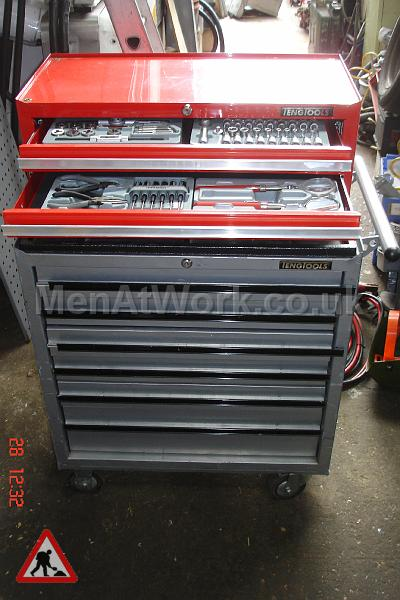 Mechanics Tool Trolley - Mechanics Tool Trolleys (3)