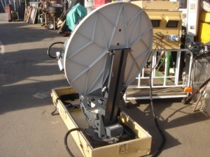 Mobile Military Satalite - Military Satalite 3
