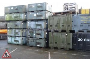 Transit Boxes - Military Transit Boxes
