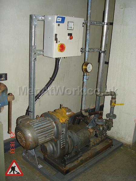 Mobile Pump Unit - Mobile Pump Unit 85