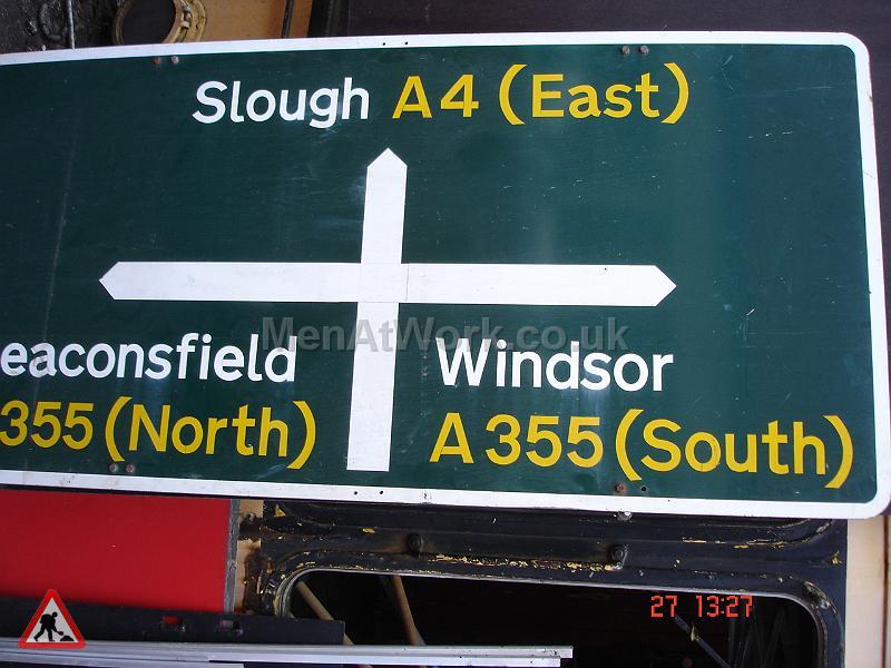 Motorway Signs - Motorway Signs (2)