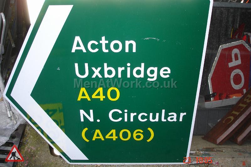 Motorway Signs - Motorway Signs (3)