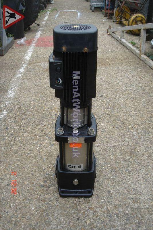 Multi-stage Pump - Multistage Pump