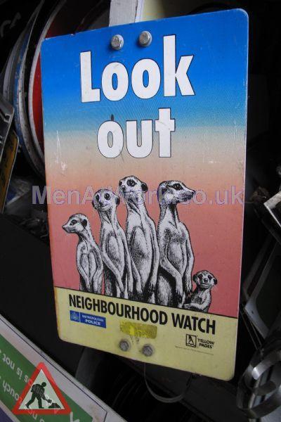 Neighbourhood Watch Sign - Neighbourhood Watch Sign