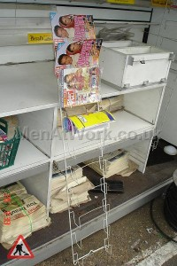 Newspaper Stall with Interior - Newspaper Stall with interior (7)
