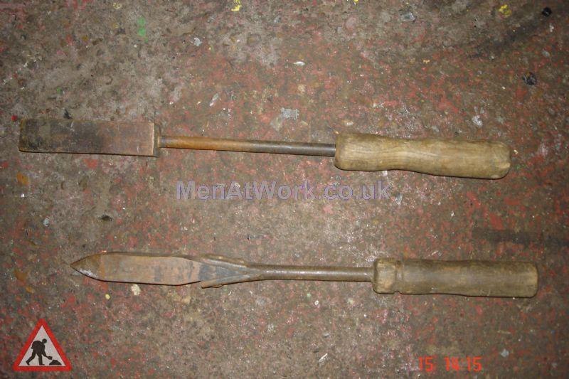 Tools- Welding & Soldering - Old spot weld tool