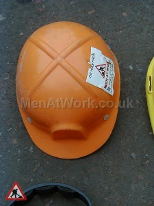 Orange Helmet - Orange Helmet