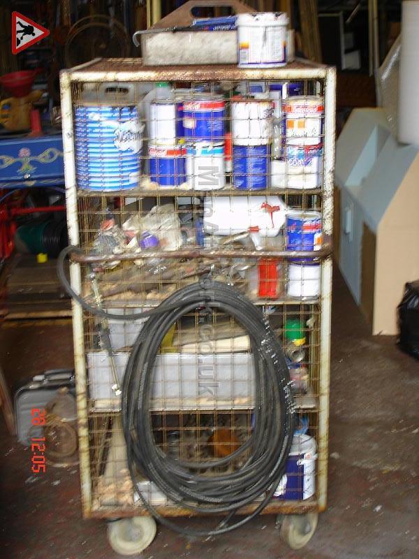 Paint Cabinet - Paint Cabinet (2)