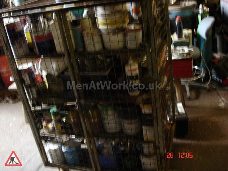 Paint Cabinet - Paint Cabinet (3)