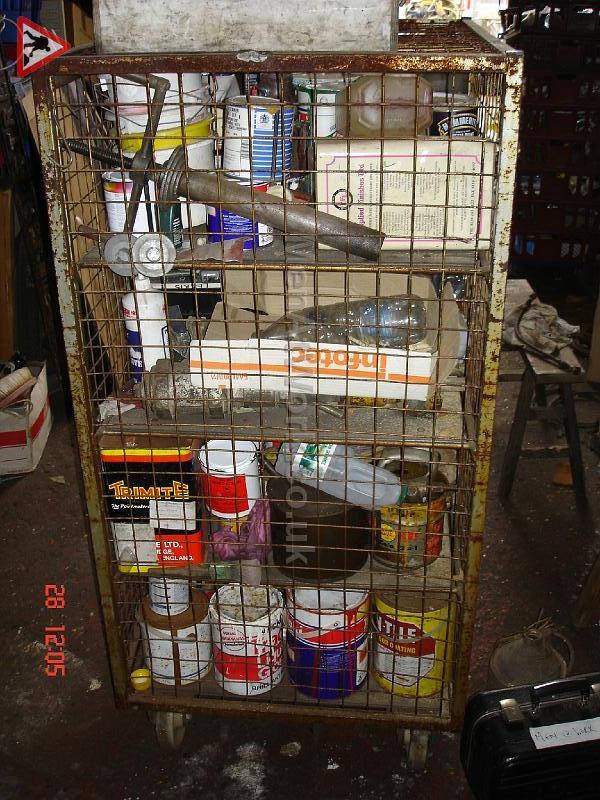 Paint Cabinet - Paint Cabinet (4)