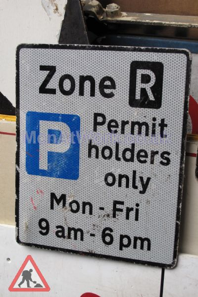 Parking Signs and Pay & Display - Parking Signs and Pay and Display (3)