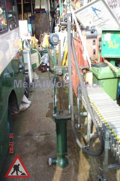 Period Petrol Pumps - Period Petrol Pump 2