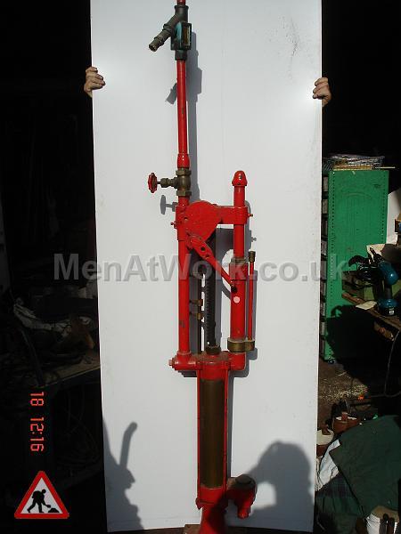 Period Petrol Pumps - Period Petrol Pumps