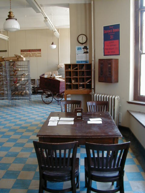 Post Office Dressing - Period Post Office Dressing (2)