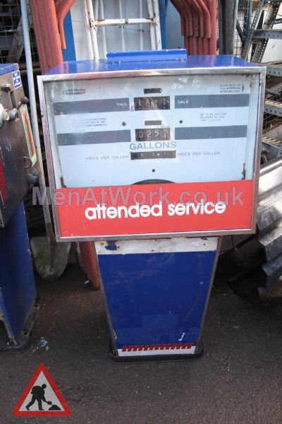 Petrol Pumps – Havery Ardoll - Petrol Pump 4 off