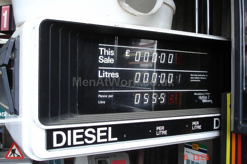 Petrol Pump Dressing - Petrol Pump Dressing (3)