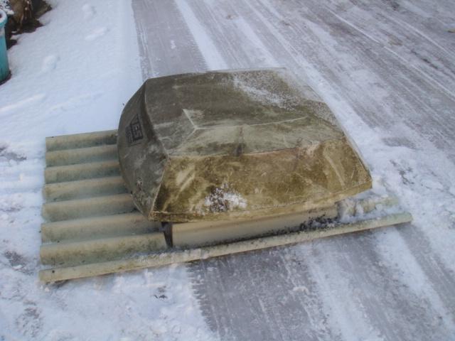 Plastic Vent - Plastic vent