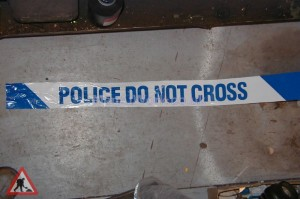 Police – Do Not Cross Tape - Police Do Not Cross