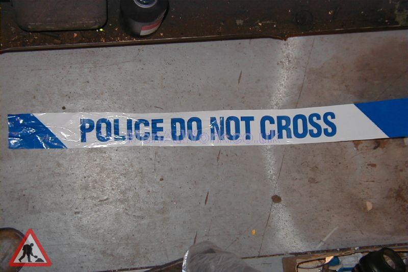 Police – Do Not Cross Tape - Police Do Not Cross