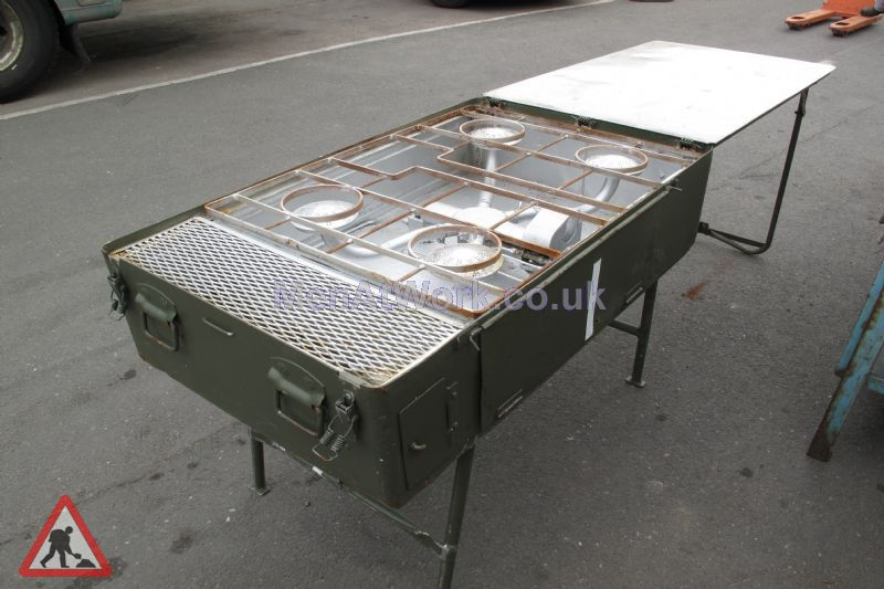 Portable Field Kitchen - Portable Field Kitchen
