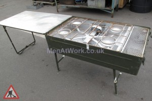 Portable Field Kitchen - Portable Kitchen 5 Available