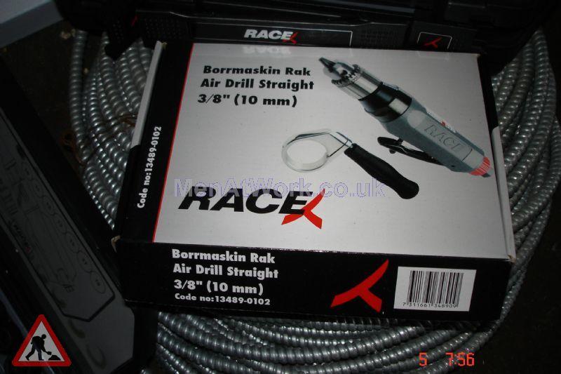 Race mechanic tools - Race Mechanic Air Drill Straight