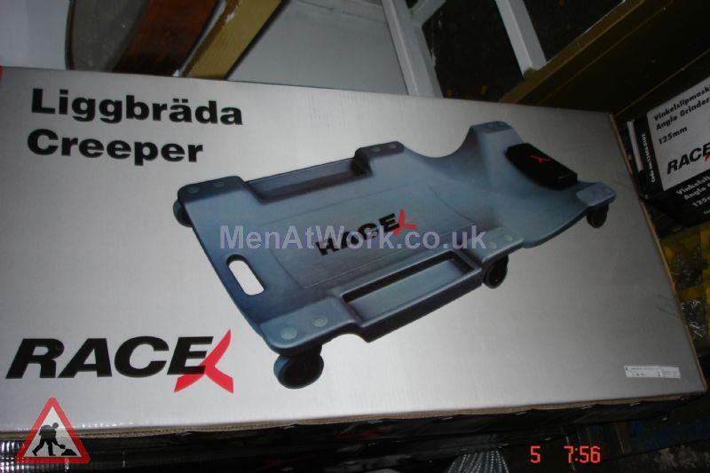Race mechanic tools - Race Mechanic Creeper