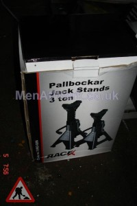Race mechanic tools - Race Mechanic Jack Stands