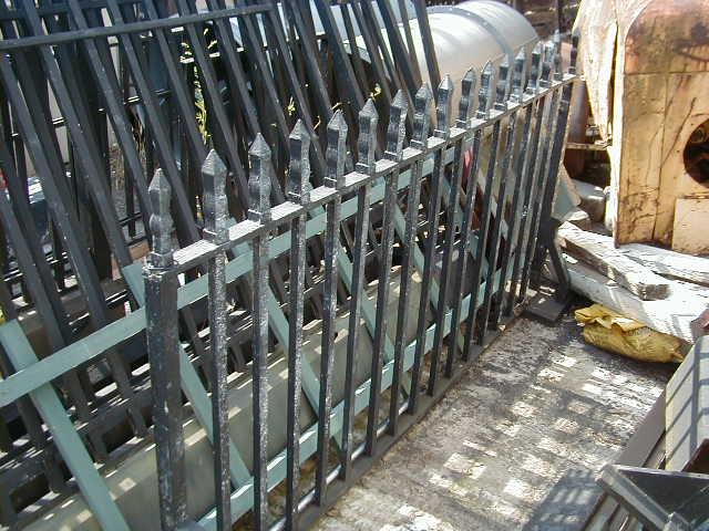Railing - Railings A 37x97inches