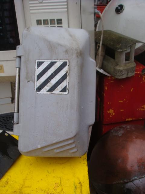 Railway Emergency Telephone - Railway Emergency Telephone