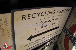 Recycling Center Signs - Recycling Centre Sign (3)