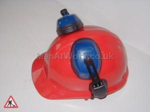 Red Helmet - Red Helmet