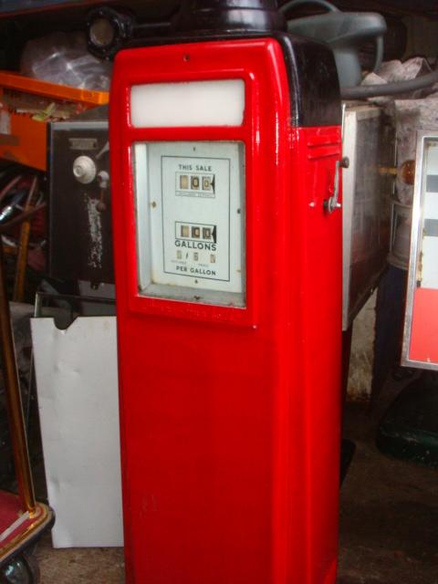 Red Petrol Pumps - Red Petrol Pumps (2)
