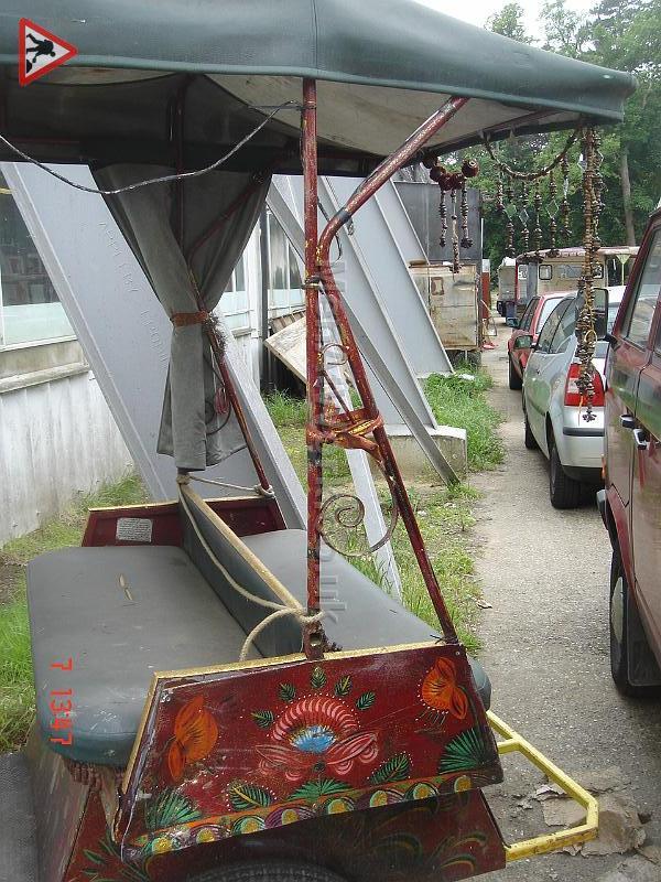 Rickshaw - Rickshaw – Closeup