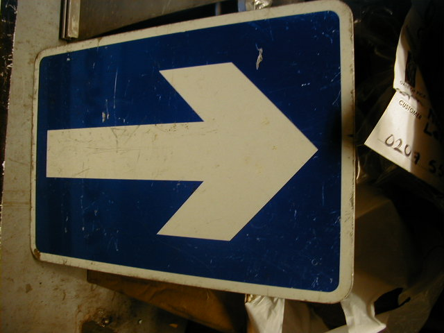 Road Signs – Arrows - Road Signs Arrows (8)