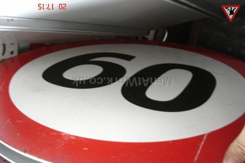 Road Signs – Circle Various - Road Signs – Circle (10)