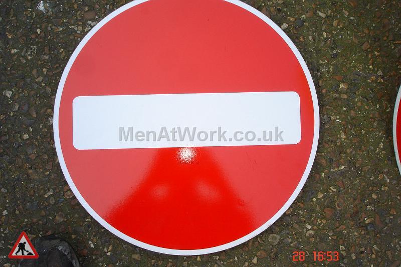 Road Signs – Circle Various - Road Signs – Circle (14)