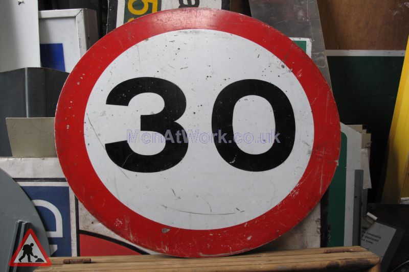 Road Signs – Circle Various - Road Signs – Circle (2)