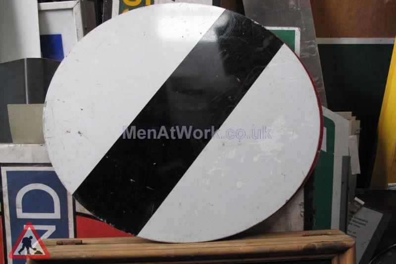 Road Signs – Circle Various - Road Signs – Circle (3)