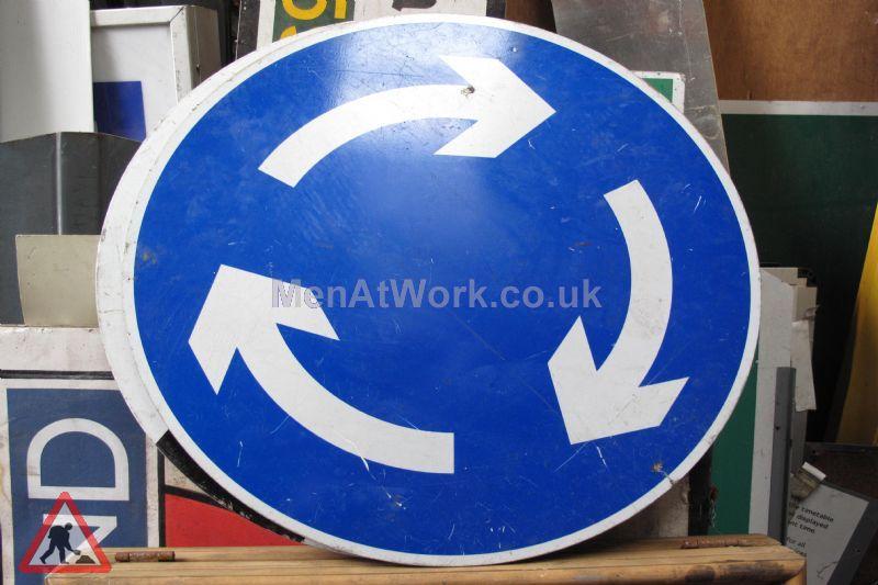 Road Signs – Circle Various - Road Signs – Circle (4)