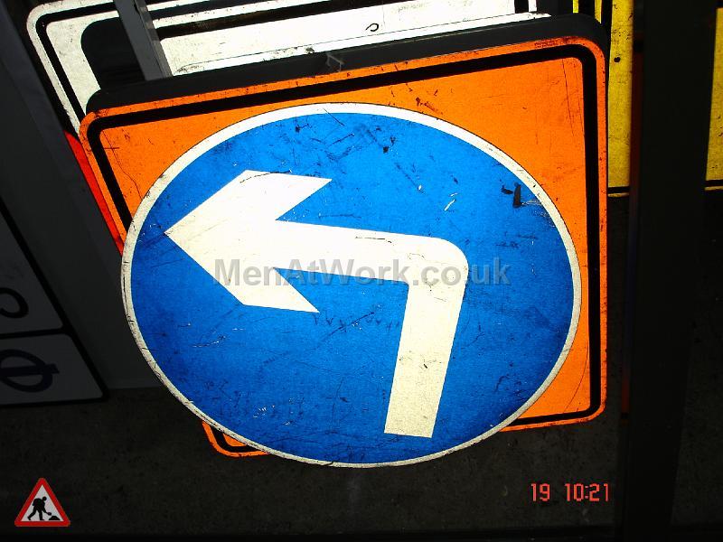 Road Signs – Circle Various - Road Signs – Circle (5)