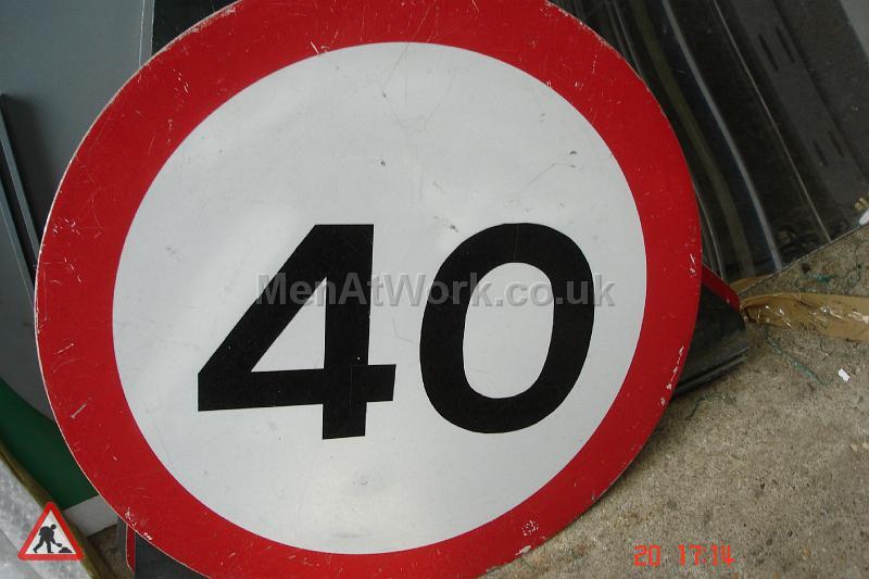 Road Signs – Circle Various - Road Signs – Circle (9)