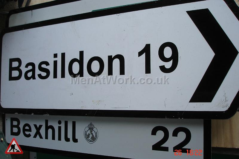 Road Signs – Directions - Road Signs – Direction Places (3)