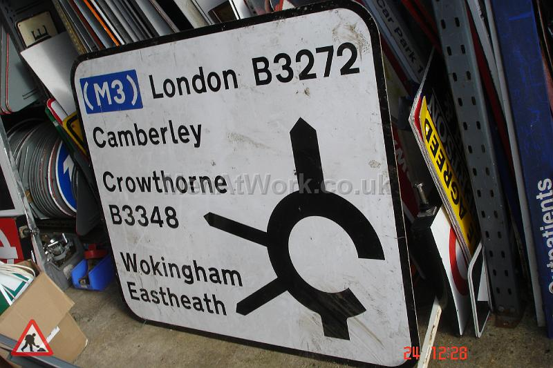 Road Signs – Directions - Road Signs – Direction Places