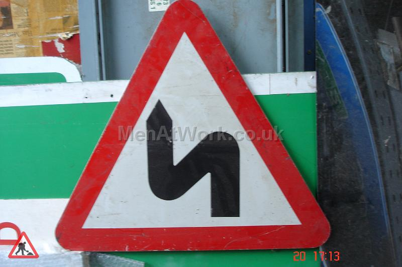 Men At Work Road Signs Triangle Warning Signs