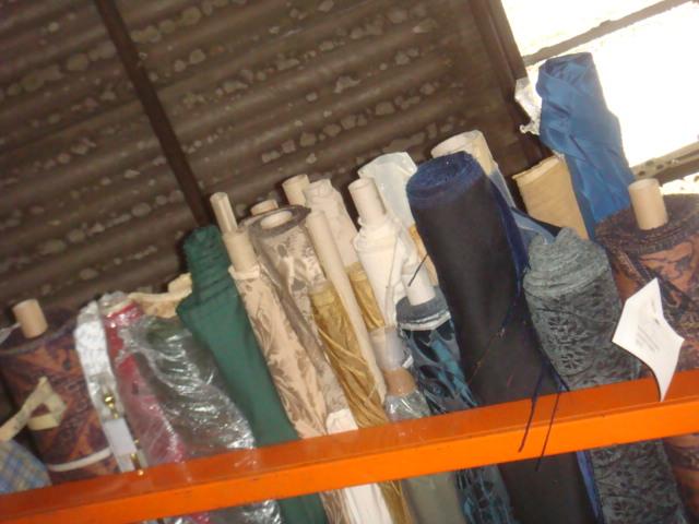 Rolls of Fabric - Rolls of Fabric