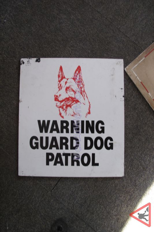 Security Signs - Security Signs (3)